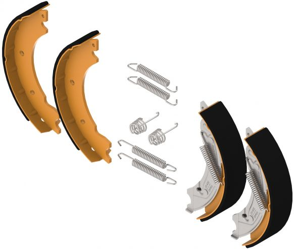 Brake shoe set - Knott GmbH