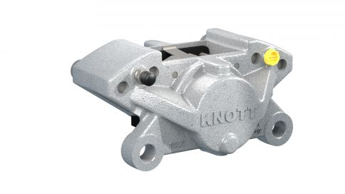 Hydraulic fixed caliper disc brake - 106697 - Industrial brakes
