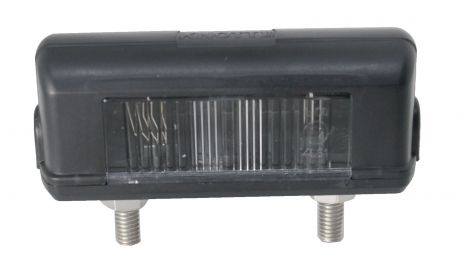License plate lamp, small - 401483.001 - License plate lights
